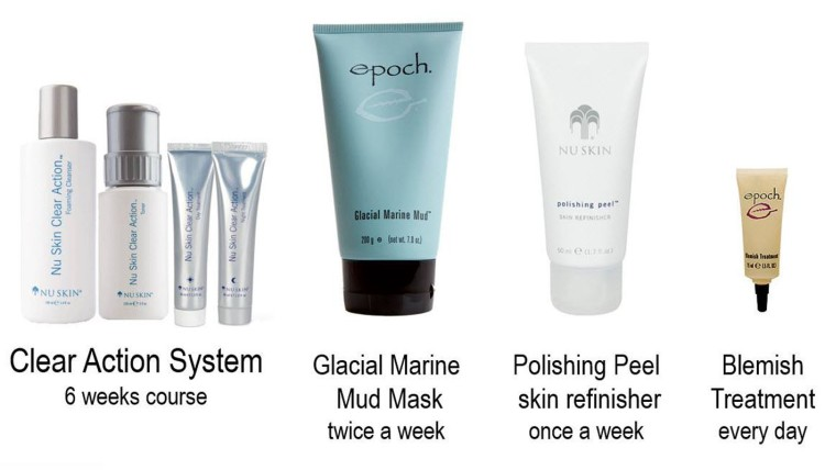 ultimate anti-acne regime